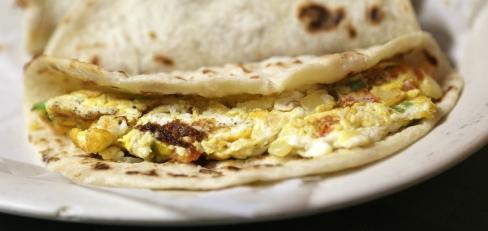 Egg a la Mexicana